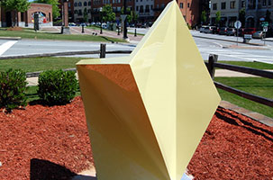 Suwanee's #SculpTour Exhibit